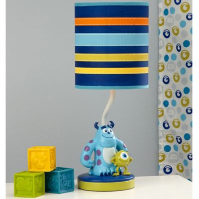 Disney® Monsters at Play Lamp Base with Shade