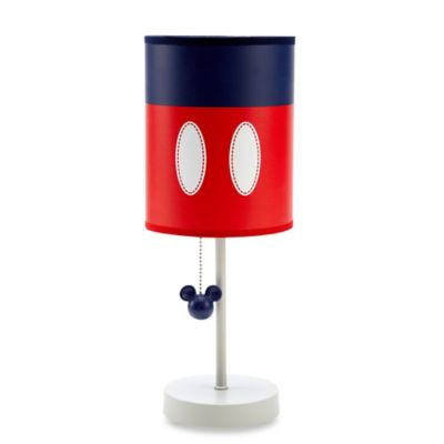 Disney® Mickey's Best Buddies Lamp Base with Shade