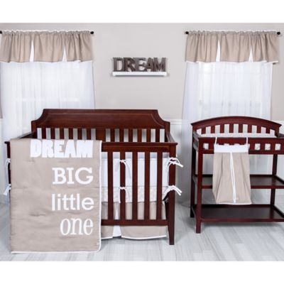 Trend Lab® Dream Big Little One 3-Piece Crib Bedding Set
