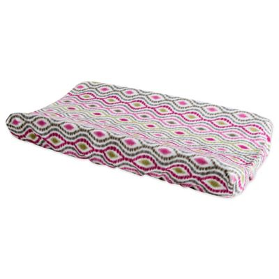 Waverly® Baby by Trend Lab® Jazzberry Changing Pad Cover