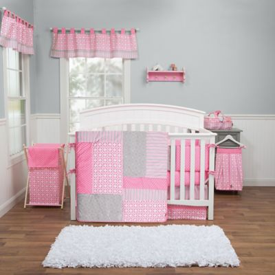 Trend Lab® Lily 3-Piece Crib Bedding Set