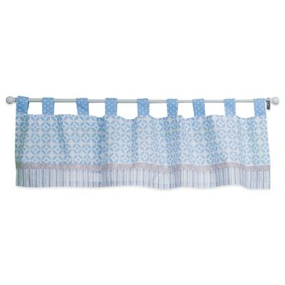 Trend Lab® Logan Window Valance