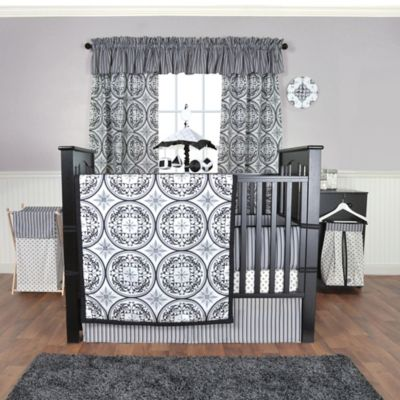 Trend Lab® Medallions 3-Piece Crib Bedding Set