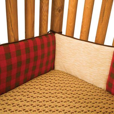 Trend Lab® Northwoods 4-Piece Crib Bumper