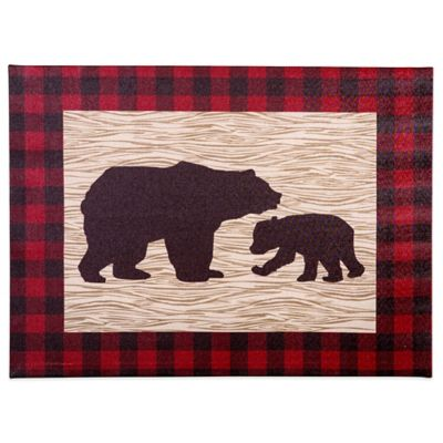 Trend Lab® Northwoods Bear Wall Décor