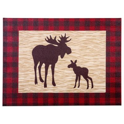 Trend Lab® Northwoods Moose Wall Décor