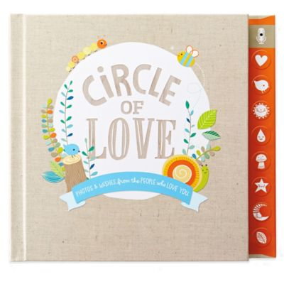 "Hallmark ""Circle of Love"" Recordable Memory Album"