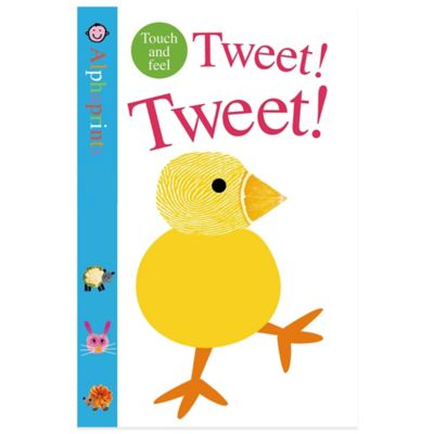 Alphaprints: Tweet! Tweet! Board Book