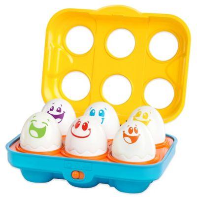 Bright Starts™ Giggling Gourmet™ Put 'n Shake Eggs™