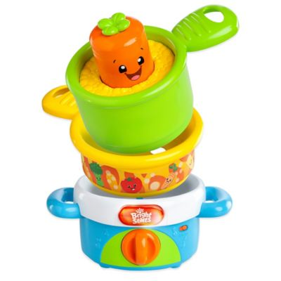 Bright Starts™ Giggling Gourmet™ Nest 'n Sing Pots™