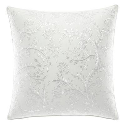 Mystic Meadows® Kiera Embroidered Square Throw Pillow