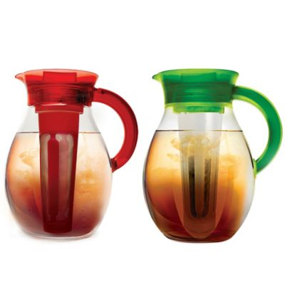 Primula® The Big 1-Gallon Iced Tea & Cold Coffee Brewer in Green