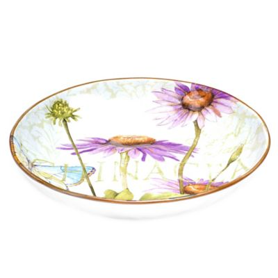 Certified International Herb Garden Serving/Pasta Bowl