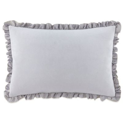 Waterford Couture® Luxury Italian-Made Ogee Oblong Throw Pillow
