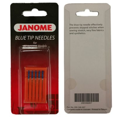 New Home 5-Count Blue Tip Needles