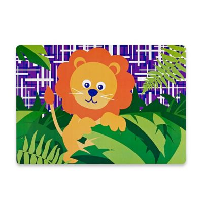 Sam Hedaya Kids Lion Placemat