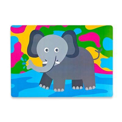 Sam Hedaya Kids Elephant Placemat