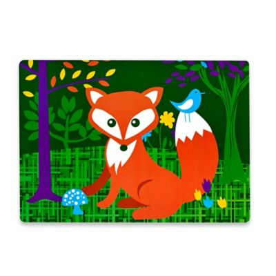 Sam Hedaya Kids Fox Placemat
