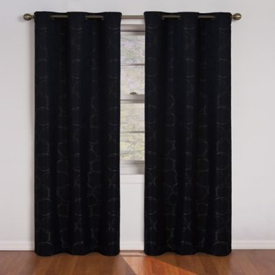 Buy Insola Odyssey 108 Inch Insulating Window Curtain