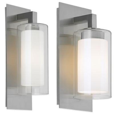 Feiss Salinger Wall-Mount 20-Inch Outdoor Lantern