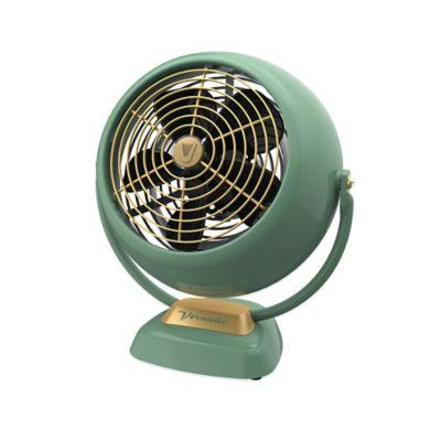 Vornado® Small Vintage Air Circulator Fan in Green