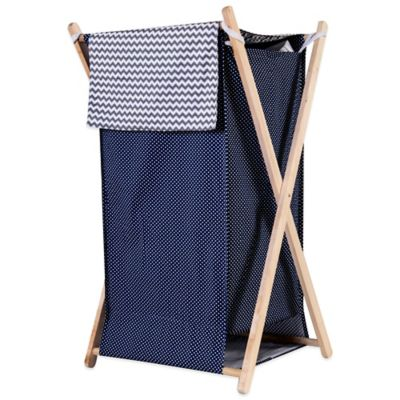 Trend Lab® Perfectly Navy Hamper