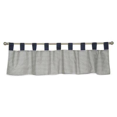 Trend Lab® Perfectly Preppy Window Valance
