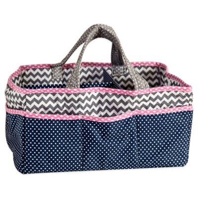 Trend Lab® Perfectly Pretty Portable Storage Caddy