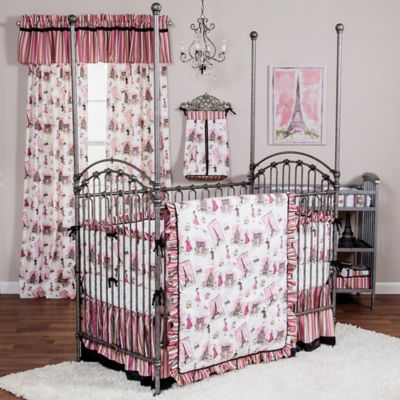 Waverly® Baby by Trend Lab® Tres Chic 3-Piece Crib Bedding Set