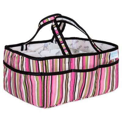 Waverly® Baby by Trend Lab® Tres Chic Diaper Caddy