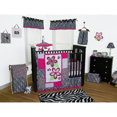 Trend Lab® Zahara 3-Piece Crib Bedding Set