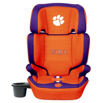 Lil Fan Clemson University High Back Booster Seat