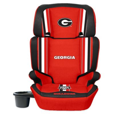 Lil Fan University of Georgia High Back Booster Seat