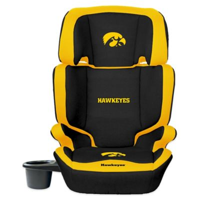Lil Fan University of Iowa High Back Booster Seat