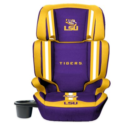 Lil Fan Louisiana State University High Back Booster Seat