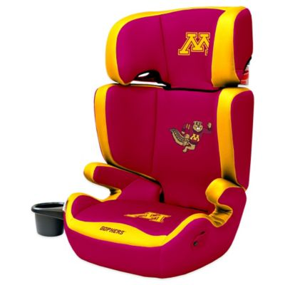 Lil Fan University of Minnesota High Back Booster Seat