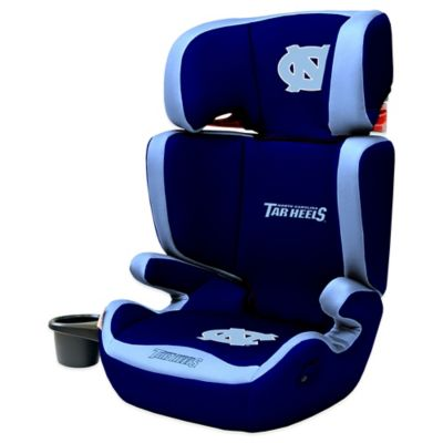 Lil Fan University of North Carolina High Back Booster Seat