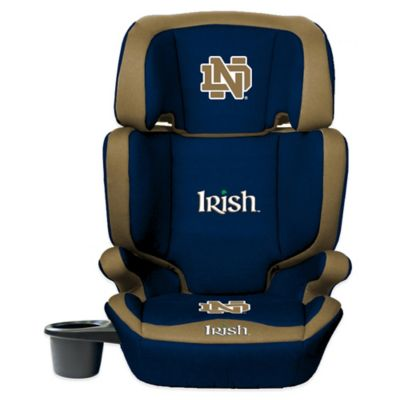 Lil Fan University of Notre Dame High Back Booster Seat