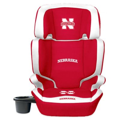 Lil Fan University of Nebraska High Back Booster Seat