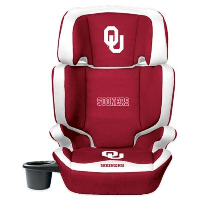 Lil Fan University of Oklahoma High Back Booster Seat