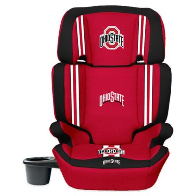 Lil Fan Ohio State University High Back Booster Seat