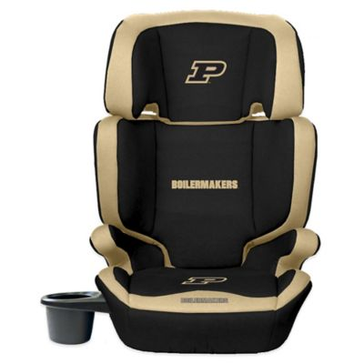 Lil Fan Purdue University High Back Booster Seat