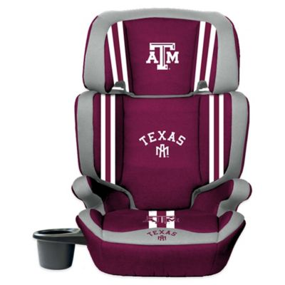 Texas A&M University High Back Booster Seat