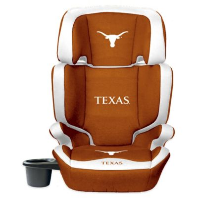 Lil Fan Texas University of Texas Longhorns High Back Booster Seat
