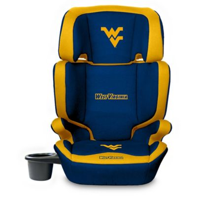 Lil Fan West Virginia University High Back Booster Seat