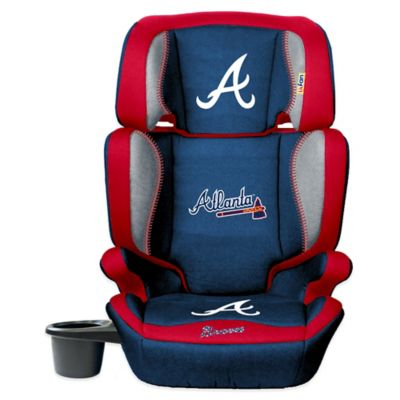 Lil Fan MLB Atlanta Braves High Back Booster Seat