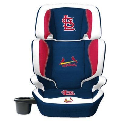 Lil Fan MLB St. Louis Cardinals High Back Booster Seat
