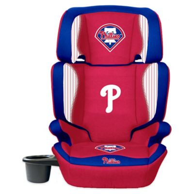 Lil Fan MLB Philadelphia Phillies High Back Booster Seat
