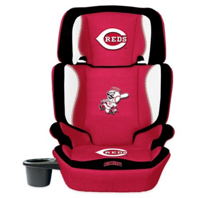 Lil Fan MLB Cincinnati Reds High Back Booster Seat