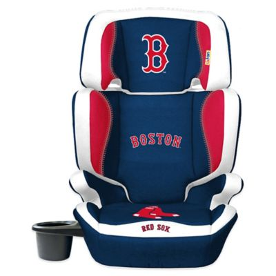 Lil Fan MLB Boston Red Sox High Back Booster Seat